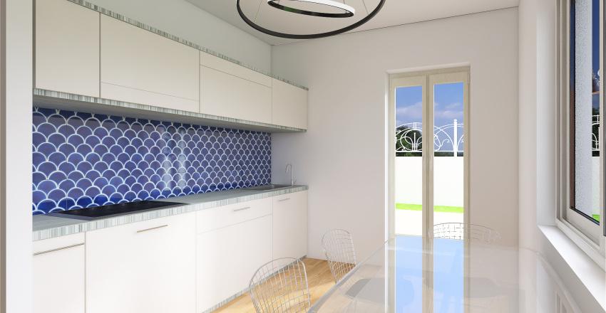 appartamento di mostacciano Interior Design Render