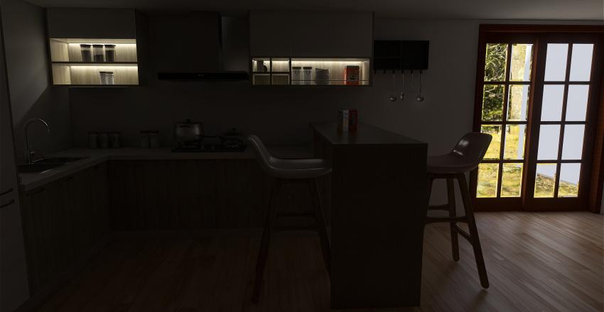 bres house Interior Design Render