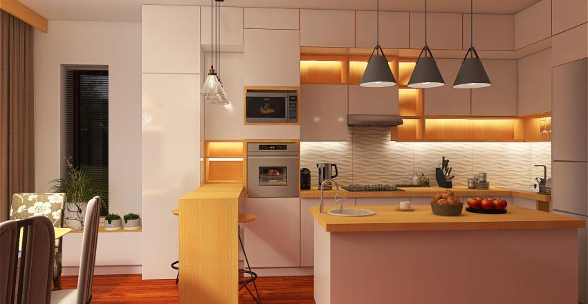 ДИМОН2 Interior Design Render