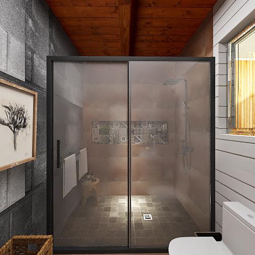 HOUSE AT SALE Interior Design Render
