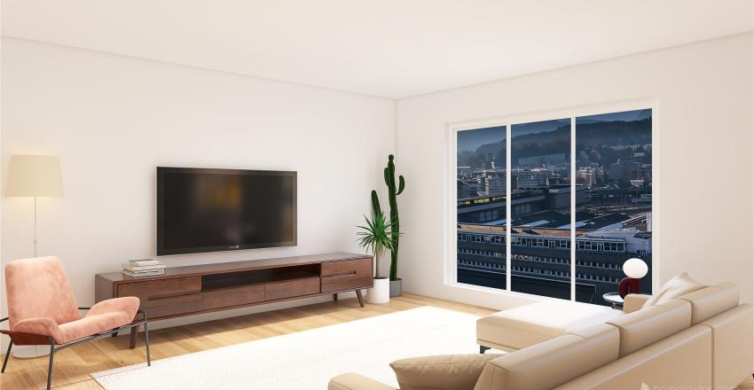 l.a Interior Design Render