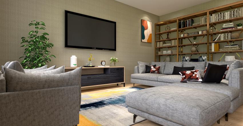 Margarita Interior Design Render