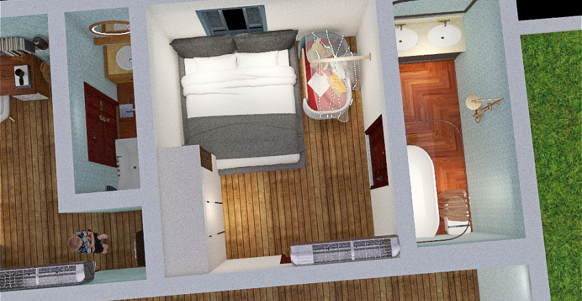 GHK 2 Interior Design Render