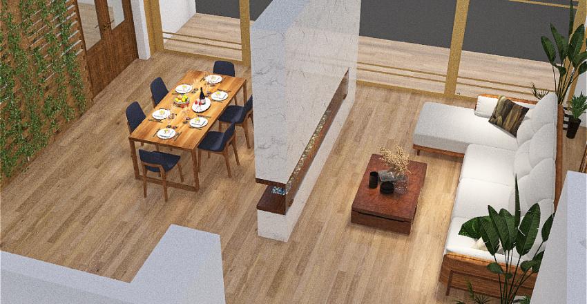 PEZET Interior Design Render