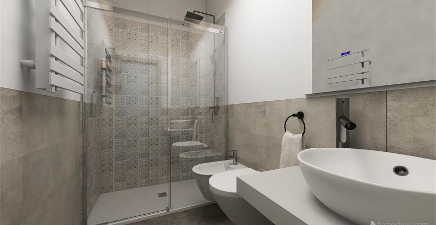Marina Pietrasanta Interior Design Render
