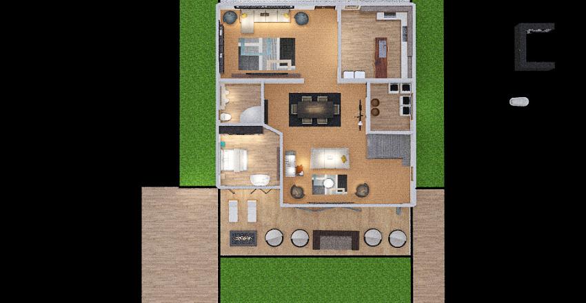1102-David Barreto Interior Design Render