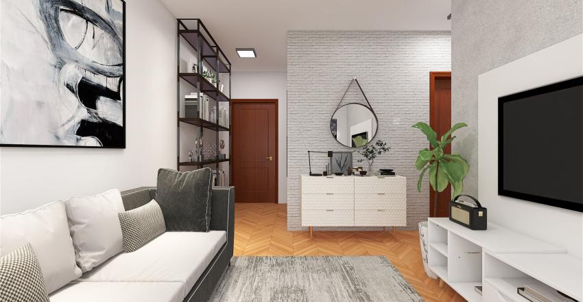 Patty Ribeiro Interior Design Render