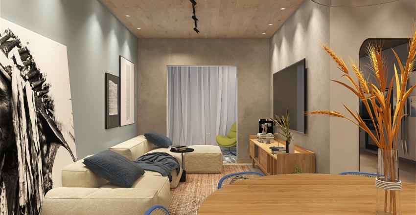 Portal do Sol Interior Design Render