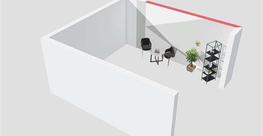 reception klf finale Interior Design Render