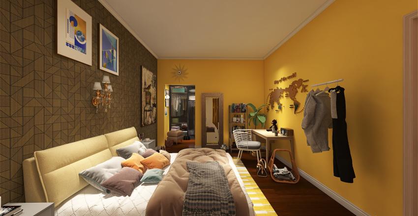ECHOUSE Interior Design Render