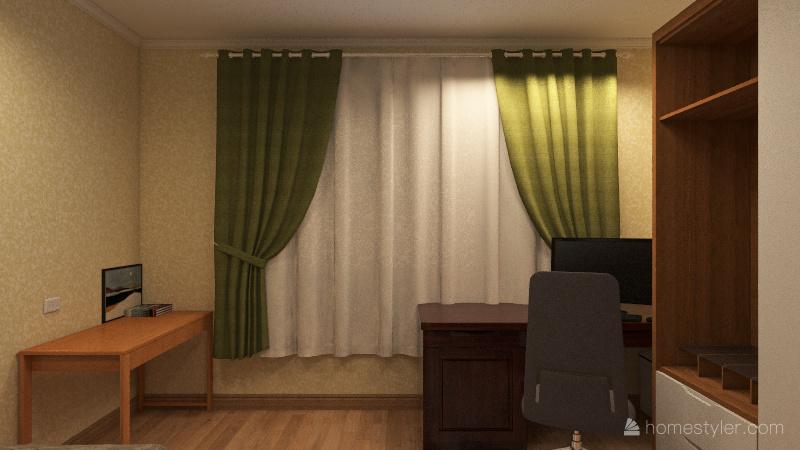 Трудове Interior Design Render