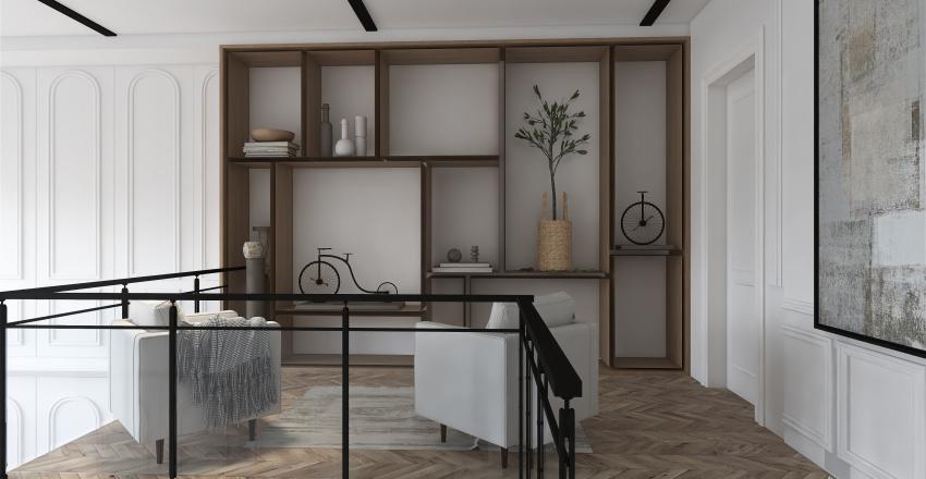  NYC STACKED  Interior Design Render