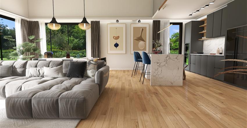 mati Interior Design Render