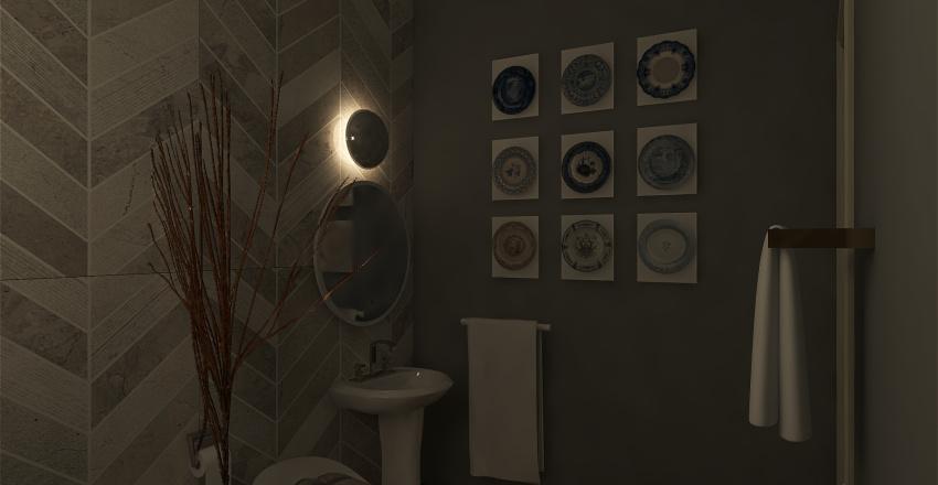 IrisHouse Interior Design Render