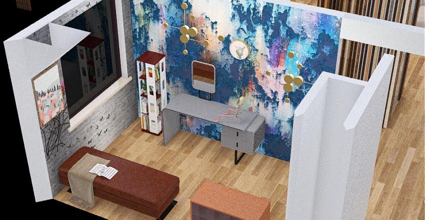 podstawa Zbozwa Interior Design Render
