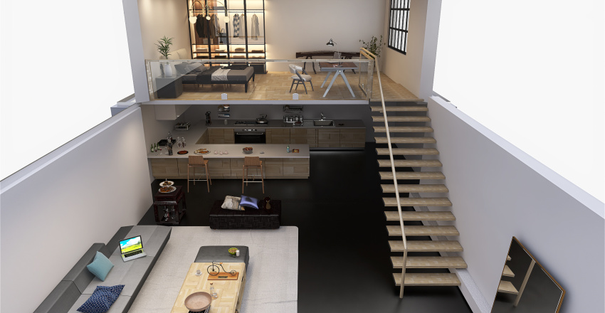 the catalog Interior Design Render