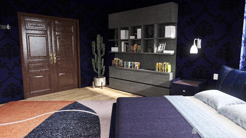 Trudove Interior Design Render