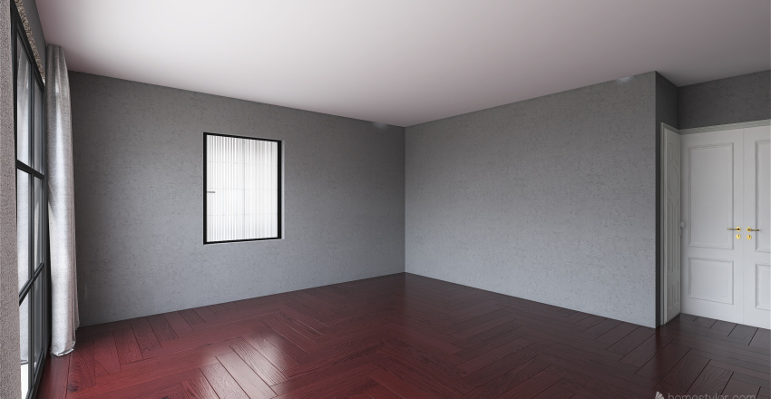 via MILANO 108 - 2° e 3° Piano Interior Design Render