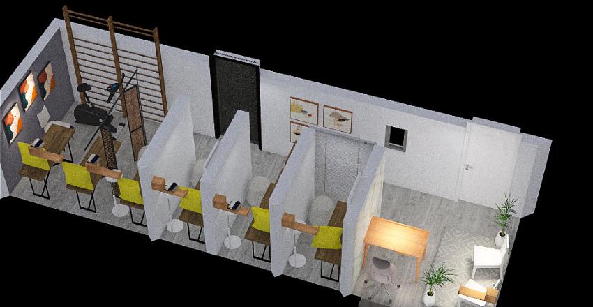 PROYECTO SEPTIEMRE Interior Design Render