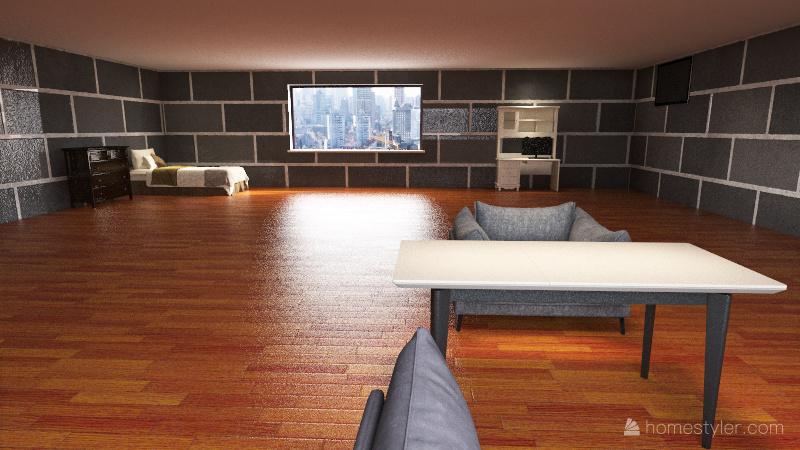 кімната Interior Design Render