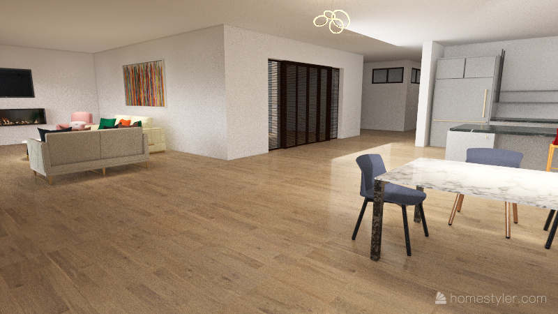piso3 final Interior Design Render