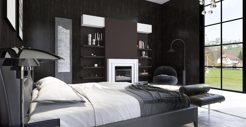 YAZLIK Interior Design Render