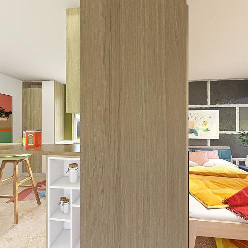 coloralist Interior Design Render