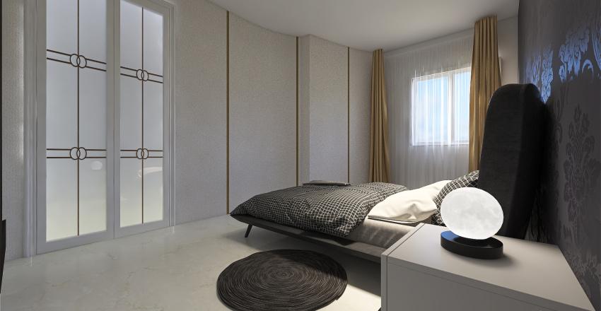Altea Hills, España Interior Design Render
