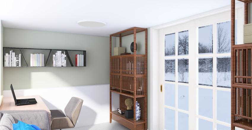 Tovar.E- Kids Room Interior Design Render