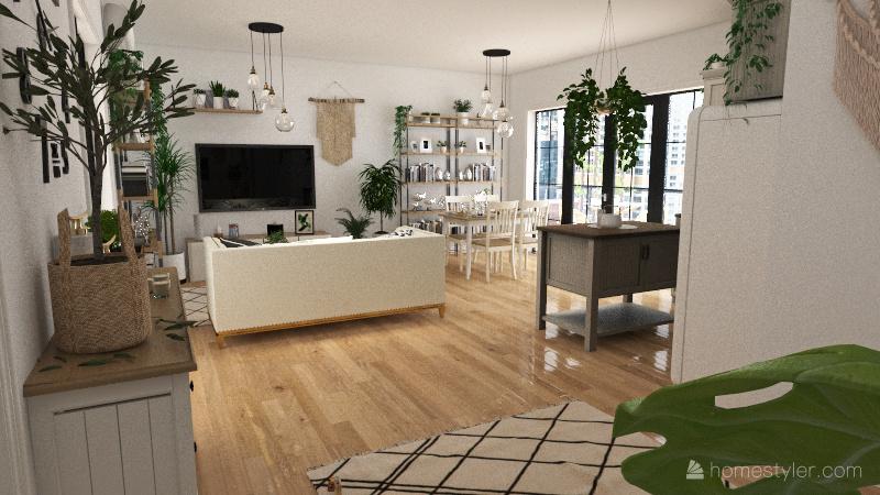 Zuzia Interior Design Render