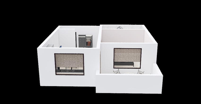 daire Interior Design Render