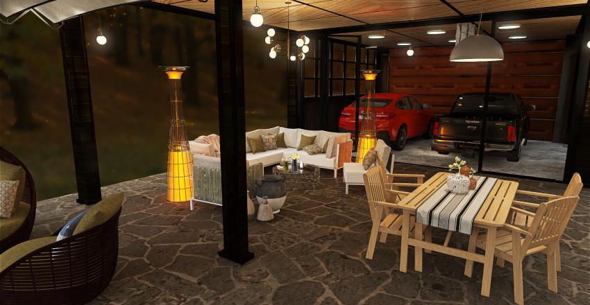 Equilibrium Interior Design Render