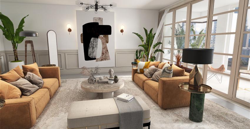 house 101 Interior Design Render