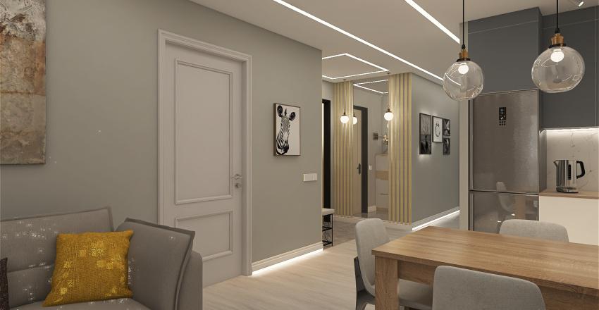 Варанкины.г.Киров Interior Design Render