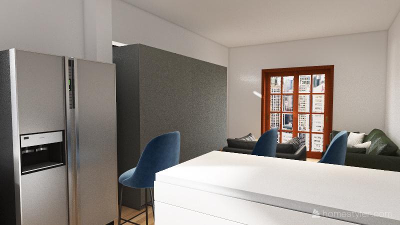 Richard Interior Design Render