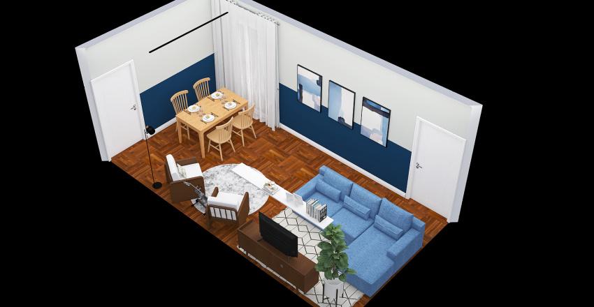 Leonardo La Selva + leonardo.laselva@gmail.com + 24.05.21 Interior Design Render