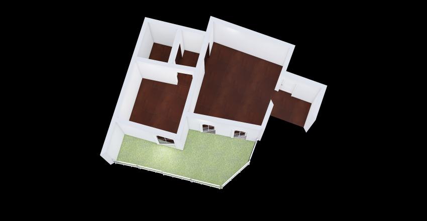 Alfano bilocale_copy_copy Interior Design Render