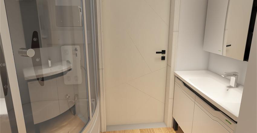 Dom 70m² Interior Design Render
