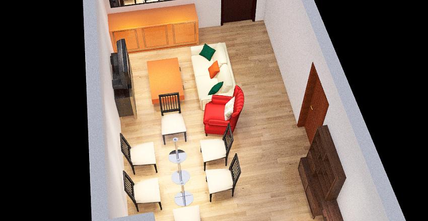 depto nuevo Interior Design Render