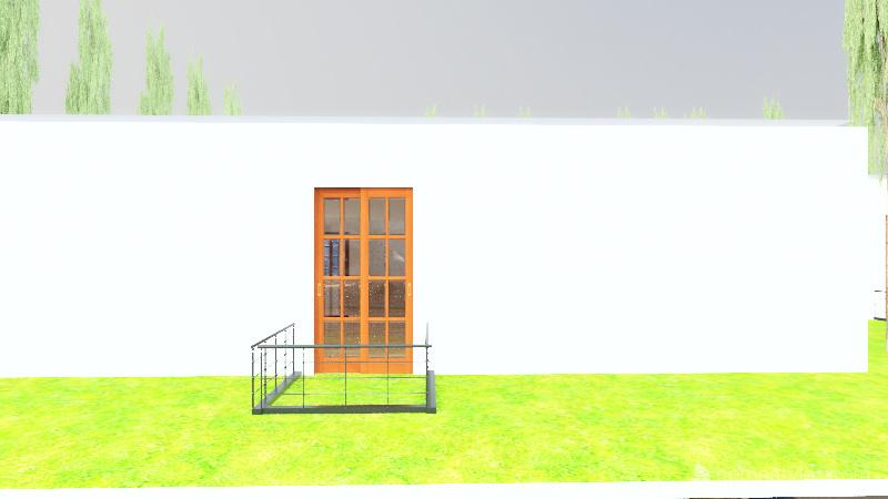 Full Apartment Interior Design Render