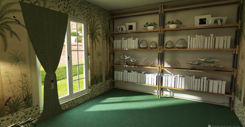 JARDIN DE BALINAS Interior Design Render