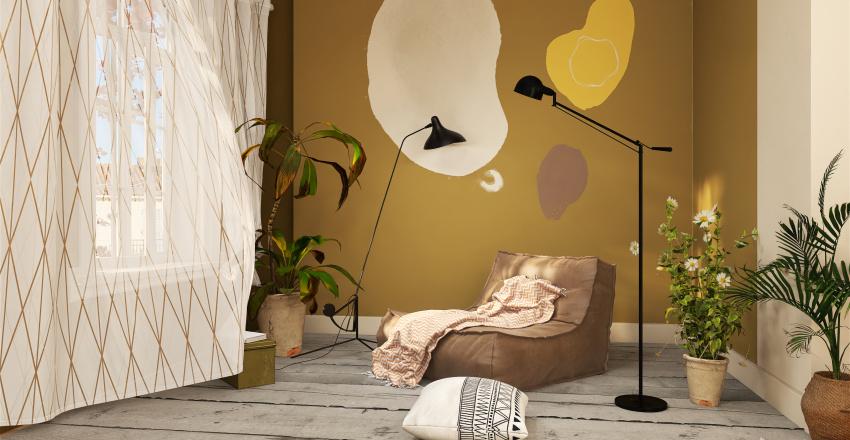 Interactive Fabric Demo Project Interior Design Render