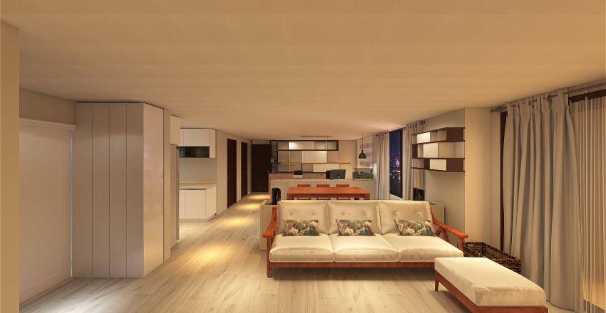 HOME0604_Room Ex Interior Design Render