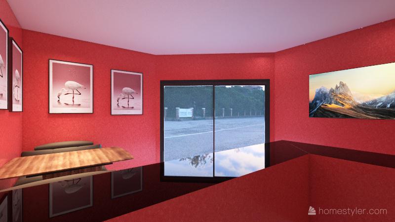 Manda Jantinha 4.0 Interior Design Render
