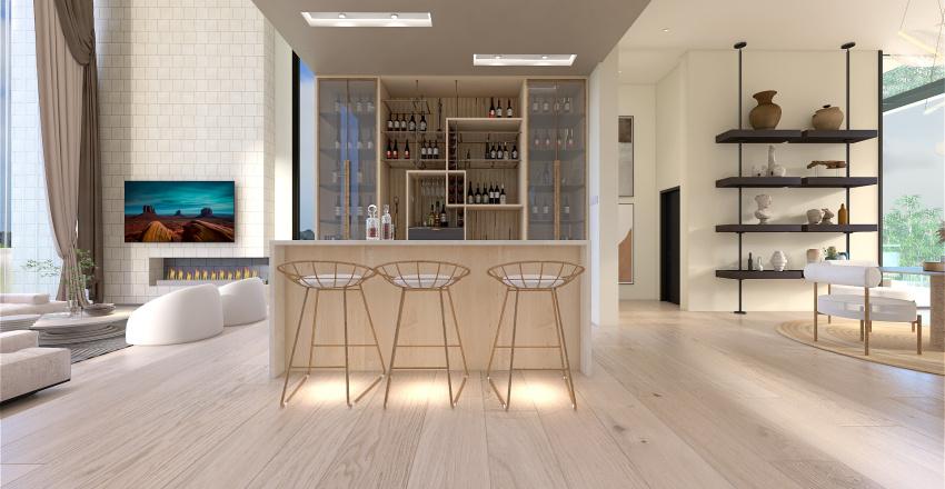Modernia Interior Design Render