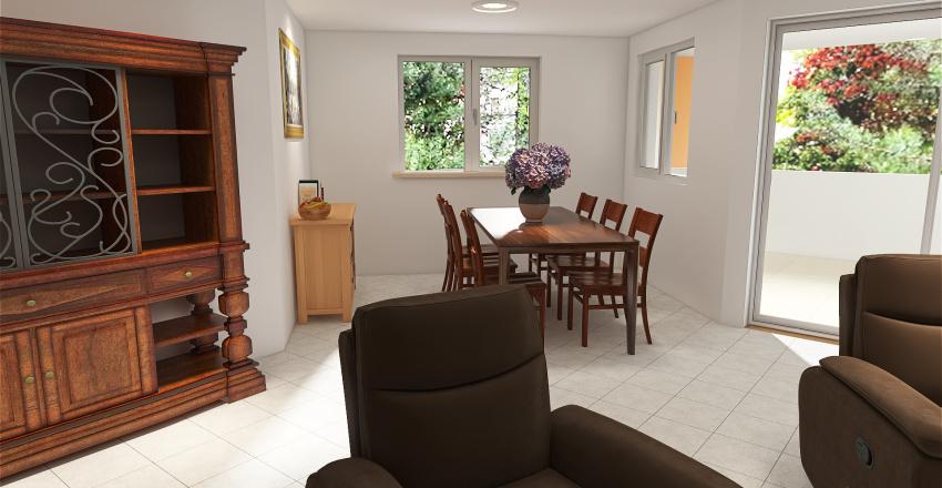rue Doubs Interior Design Render
