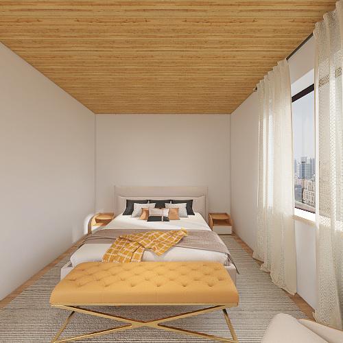 atividade 9 Interior Design Render