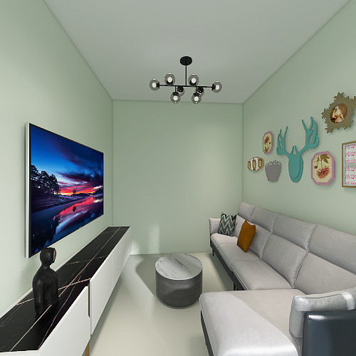 Ortiz Rodriguez Marelyn - Shipping Container Home Interior Design Render