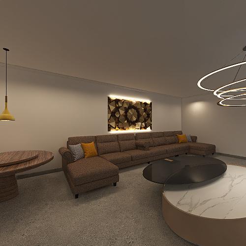 Ativid. Livre Interior Design Render