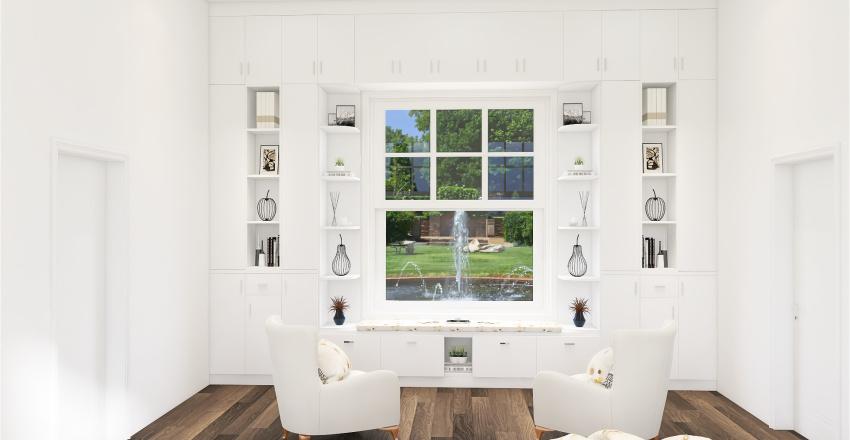 Modern House! Interior Design Render